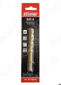 Сверло по металлу Stomer