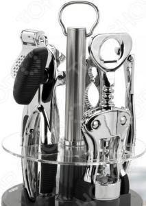 Набор кухонных принадлежностей на вращающейся подставке Vitesse Claire