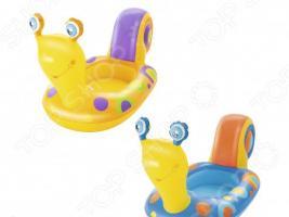 Лодка надувная детская Bestway «Улитка». В ассортименте