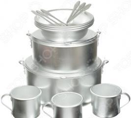 Набор посуды походный МТ096
