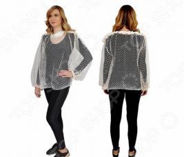 Сетка-рубашка антимоскитная ALMED «Москитнет» короткая