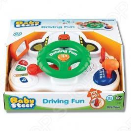 Развивающая игрушка Keenway «Занимательное вождение»