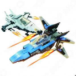 Конструктор игровой 1 Toy «Звездный путь. Космическая дуэль»