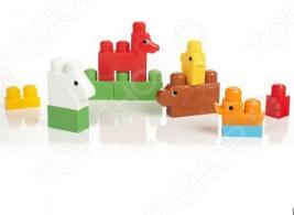 Конструктор для малышей Mega Bloks «Зоопарк»
