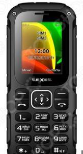 Мобильный телефон защищенный Texet TM-504R
