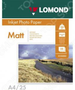 Фотобумага Lomond 0102038