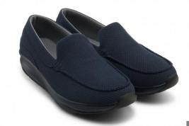 Мокасины мужские Walkmaxx Comfort. Цвет: синий