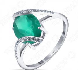 Кольцо «Загадка любви»