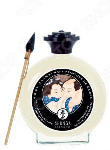 Крем-краска декоративная для тела Shunga «Ваниль и шоколад»