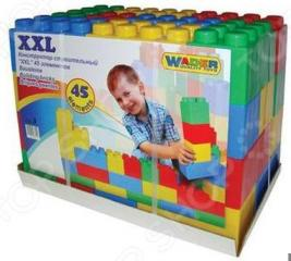 Конструктор игровой Wader XXL 37510