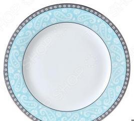 Тарелка обеденная Esprado Arista Blue