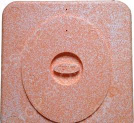 Термосиденье с крышкой для дачных туалетов «Дачное тепло». Цвет в ассортименте