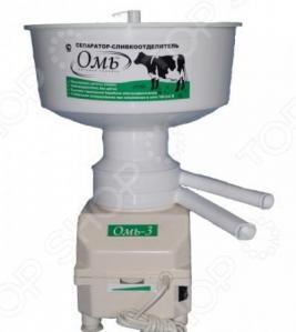 Сепаратор для молока Омь 3