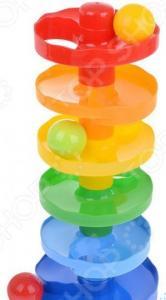Игрушка-пирамидка Биплант «Зайкина горка №1». В ассортименте