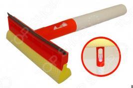 Щетка-сгон для окон с распылителем Рыжий кот WS-01-S