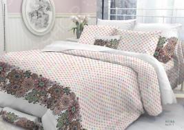 Комплект постельного белья Verossa Constante Nura. 1,5-спальный