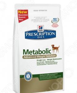 Корм сухой диетический для собак Hill's Prescription Diet Canine Metabolic