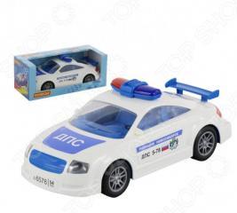 Машинка инерционная игрушечная POLESIE «ДПС. Новосибирск»