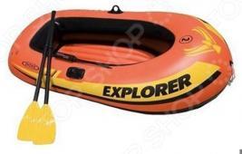 Лодка надувная Intex Explorer 200 Set