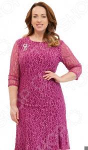 Платье Pretty Woman «Королева Англии». Цвет: фуксия