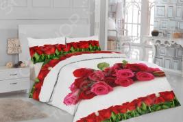 Комплект постельного белья «Символ любви». 1,5-спальный