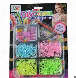 Набор резиночек для плетения Shantou Gepai 942360