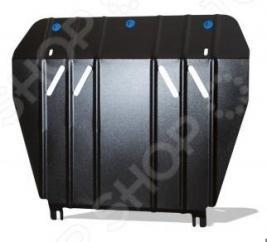 Комплект: защита картера и крепеж NLZ Infiniti FX50, FX37, FX35 2009: 5,0/3,7/3,5 бензин АКПП