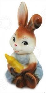 Фигурка декоративная Elan Gallery Малыш зайка