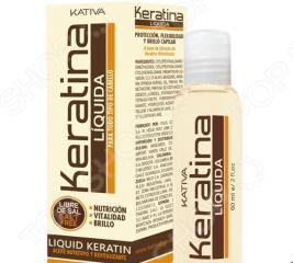 Кератин жидкий Kativa