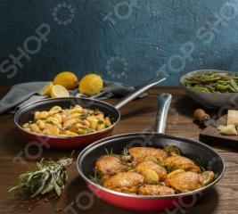 Набор сковород Delimano «Легенда 5 Звезд»