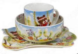 Набор посуды для детей Rosenberg 8784