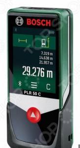 Дальномер лазерный Bosch PLR 50 C