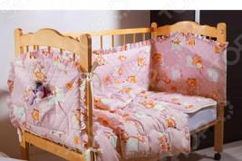 Комплект в кроватку Primavelle Кроха