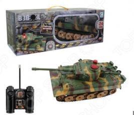 Танк радиоуправляемый 1 Toy Т57525