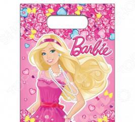 Набор пакетов для подарков Росмэн «Барби»