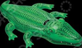 Крокодил надувной Intex 58562