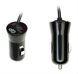 Устройство зарядное автомобильное GP Batteries AP12BMCU-2CR1