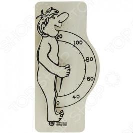 Термометр для бани и сауны Банные штучки «Банщик»