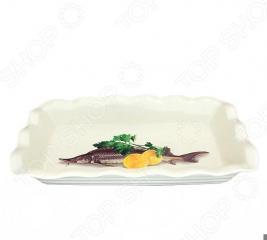 Блюдо для заливного Elan Gallery «Осетр»