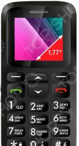 Телефон мобильный Ginzzu R11D