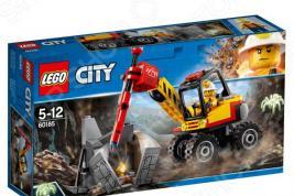 Конструктор игровой для ребенка LEGO City Mining «Трактор для горных работ»