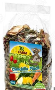 Корм для шиншилл JR Farm Chinchilla Muesli