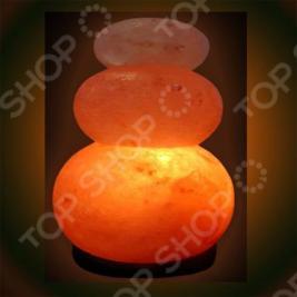 Лампа солевая ZENET Волна двойная