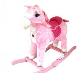 Лошадка-качалка 1 Toy Т56416. В ассортименте