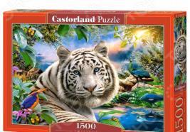 Пазл 1500 элементов Castorland «Тигр» C-151318