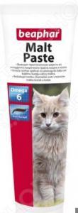 Паста для вывода шерсти из желудка кошки Beaphar Malt Paste