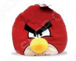 Подушка-игрушка декоративная Angry Birds Red bird
