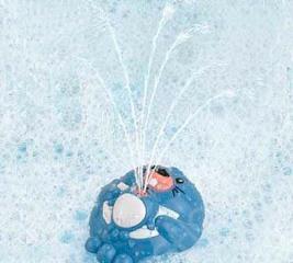 Игрушка для ванны HAP-P-KID Бобрик