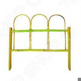 Забор декоративный GREEN APPLE GBF1002-09 «Дуга»