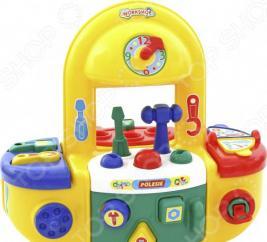 Игровой набор для мальчика Palau Toys «Мастерская»